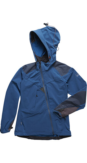 Klättermusen W's Frode Jacket Dark Blueberry